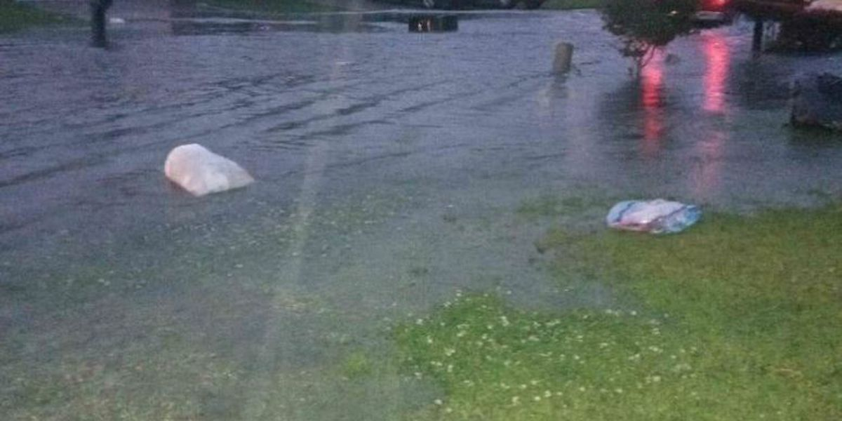 Images and Video: Tuesday flooding around the metro area