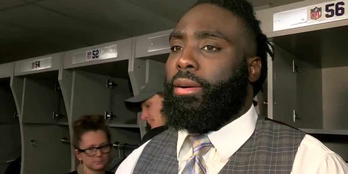 Demario Davis breaks down a dominant day for the Saints' defense