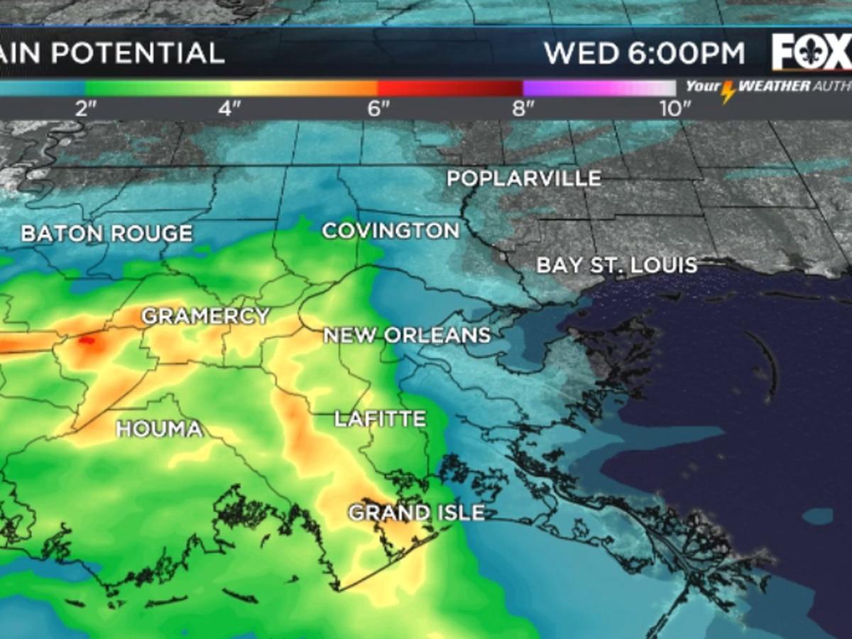 Nicondra: A stormy week begins