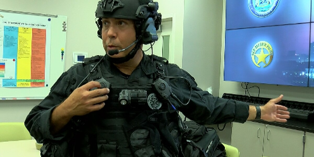 Protective Measures: New Orleans EMS ready for any situation