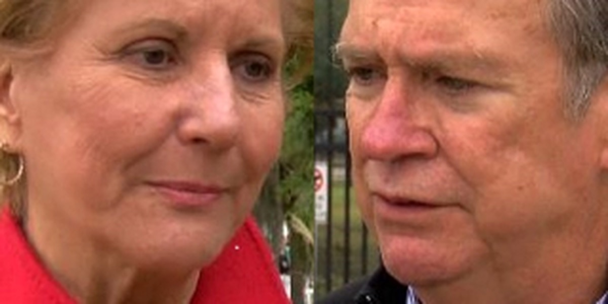 St. Tammany voters to choose between Pat Brister and Mike Cooper in the parish president's race