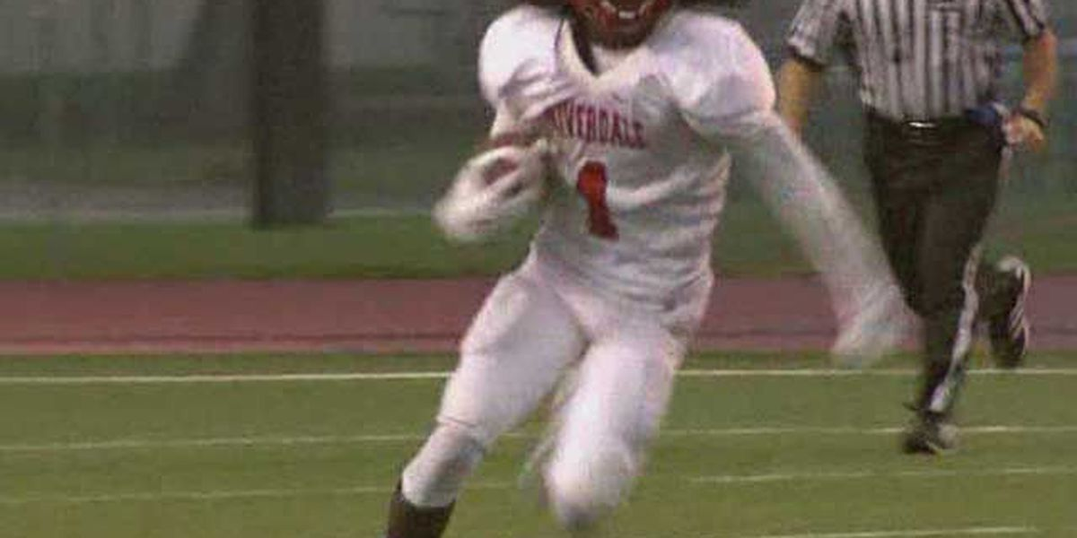 Riverdale's Donte Jackson commits to LSU