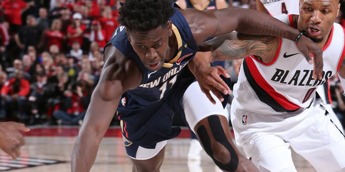Pelicans double down on All-Defensive First Team honors