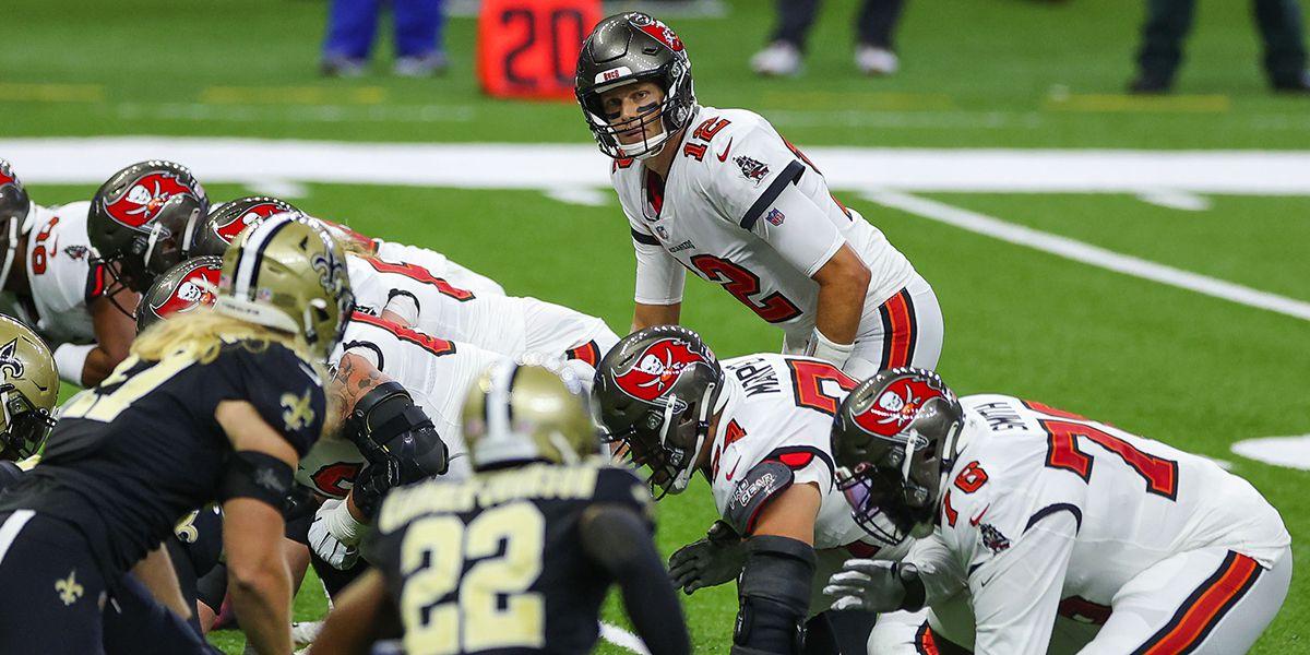 Saints defense focuses on affecting Tom Brady