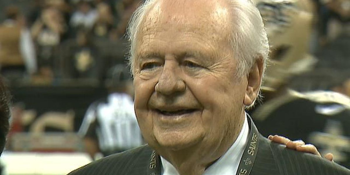 New Orleans Saints and Pelicans owner Tom Benson dies at the age of 90