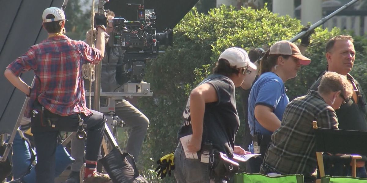 Safety guidelines released for restart of La. film industry