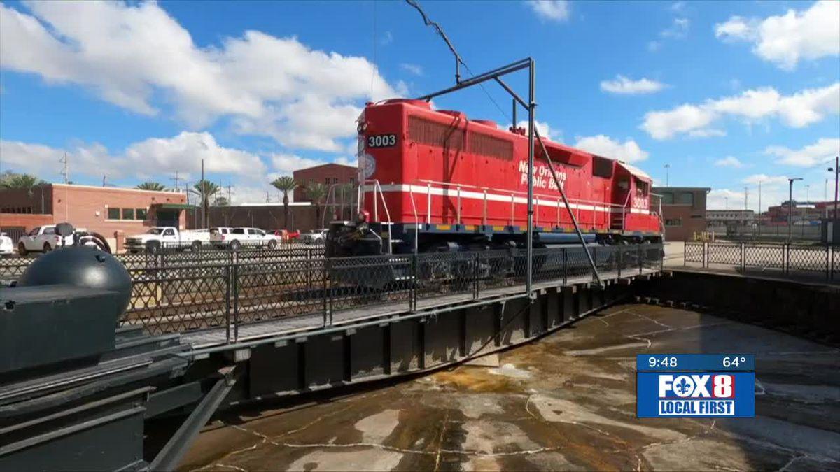 Heart of Louisiana: The Public Belt Railroad