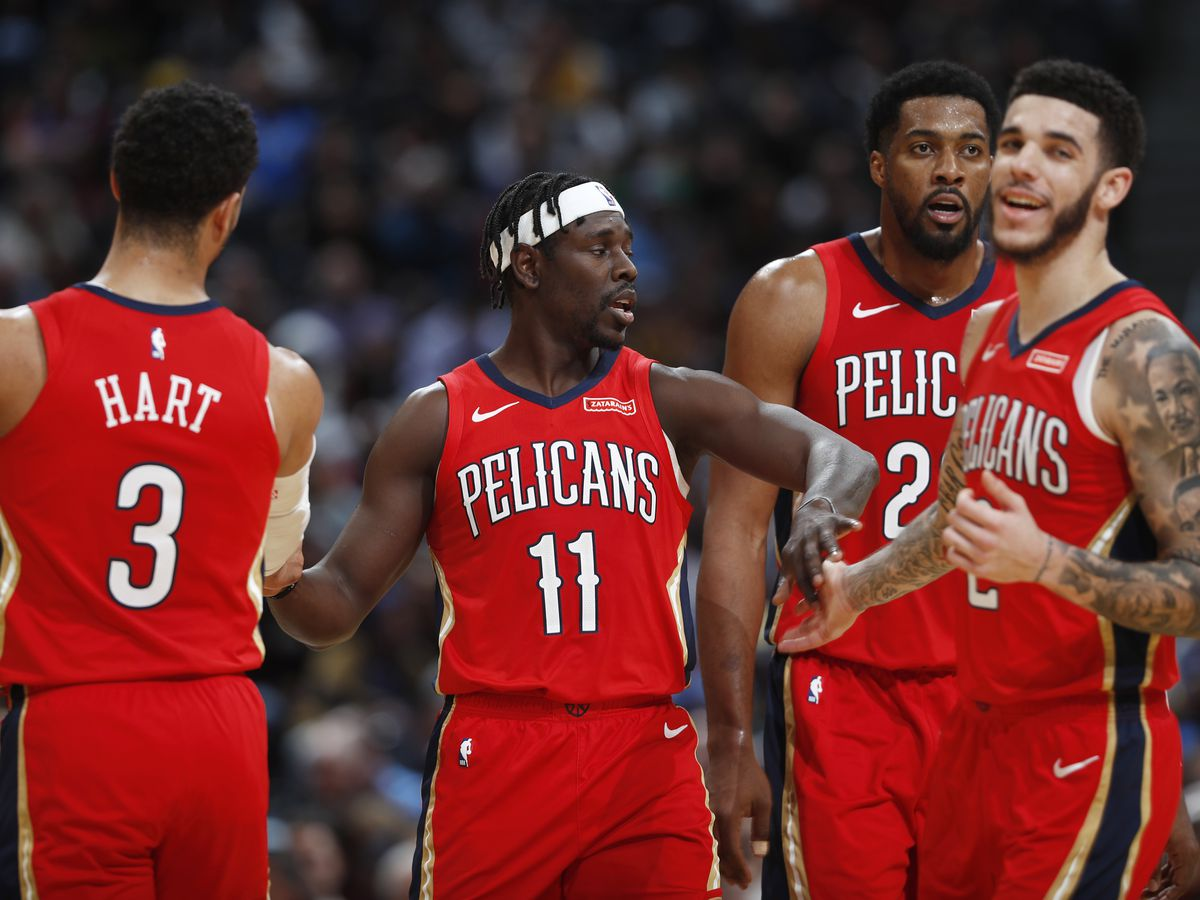 Kincaid's Top 10 Pelicans / Hornets in franchise history