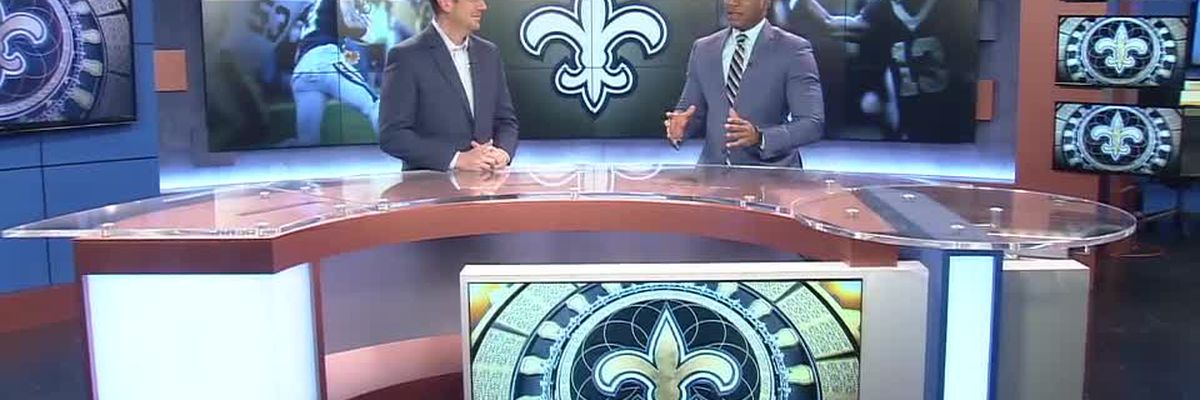 ESPN's Mike Triplett joins us to talk Saints free agency