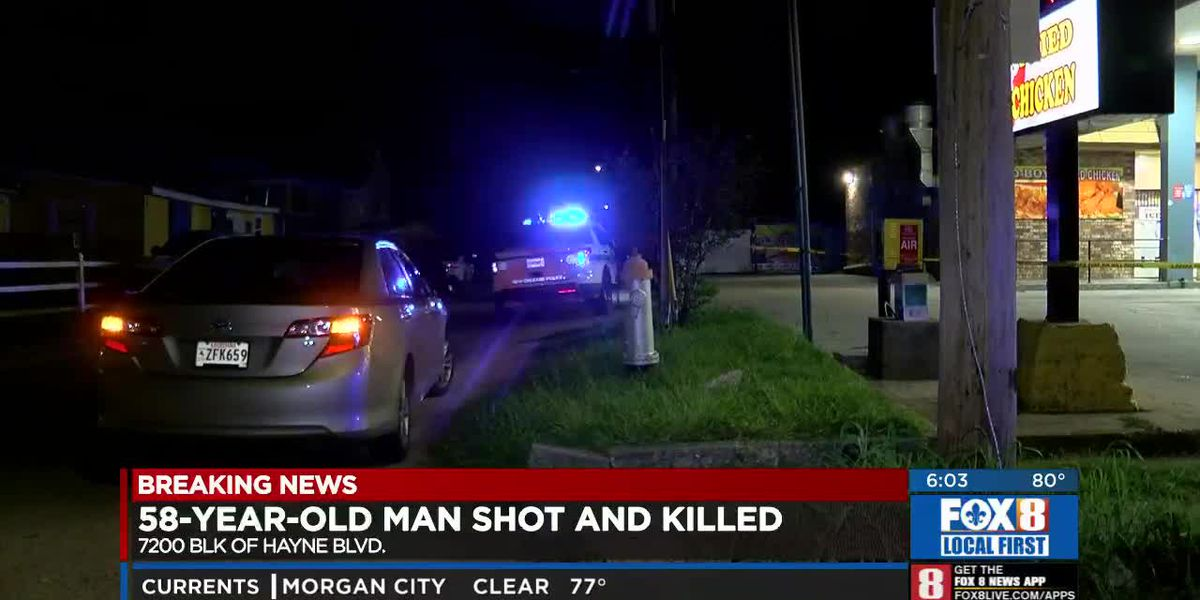 NOPD investigates fatal shooting in N.O. East
