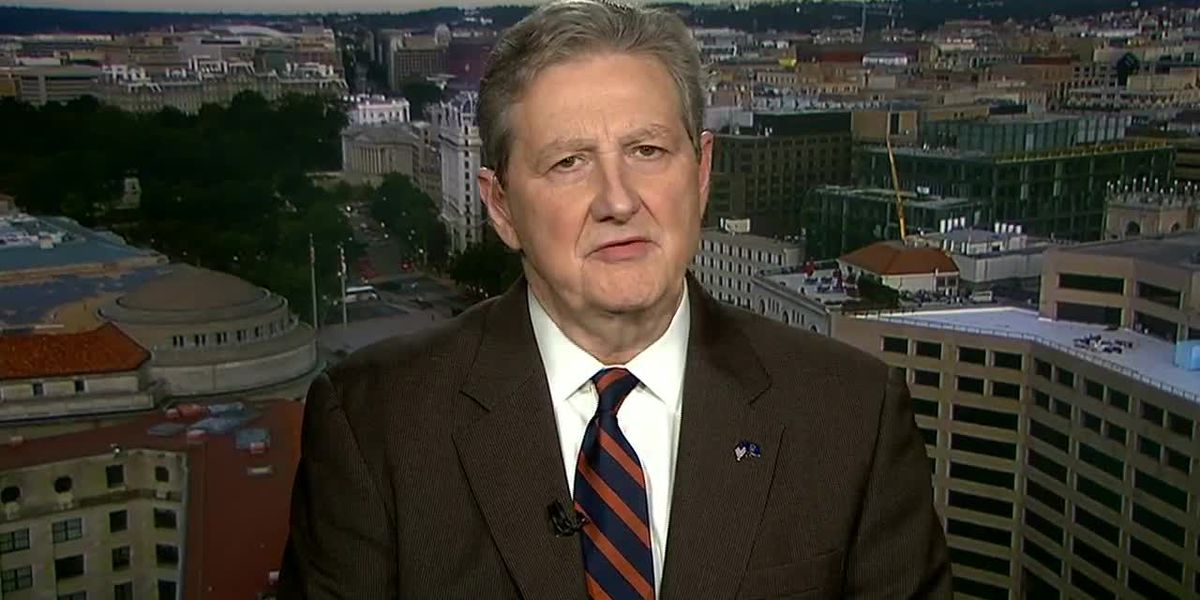 Sen. John Kennedy says he will not run for governor