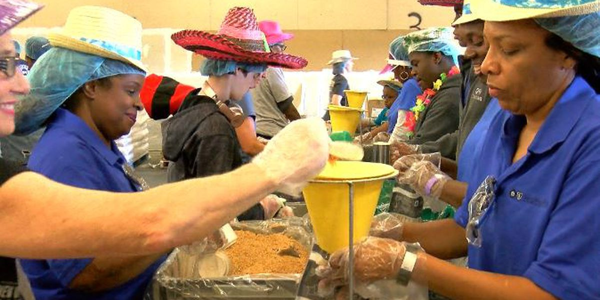Second Harvest to distribute food at Zephyr Field Thursday