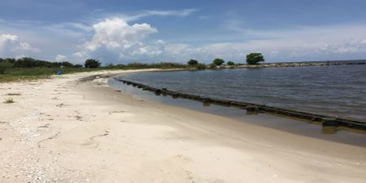 Lawmaker Pontchartrain Beach Site Too Dangerous For Swimming