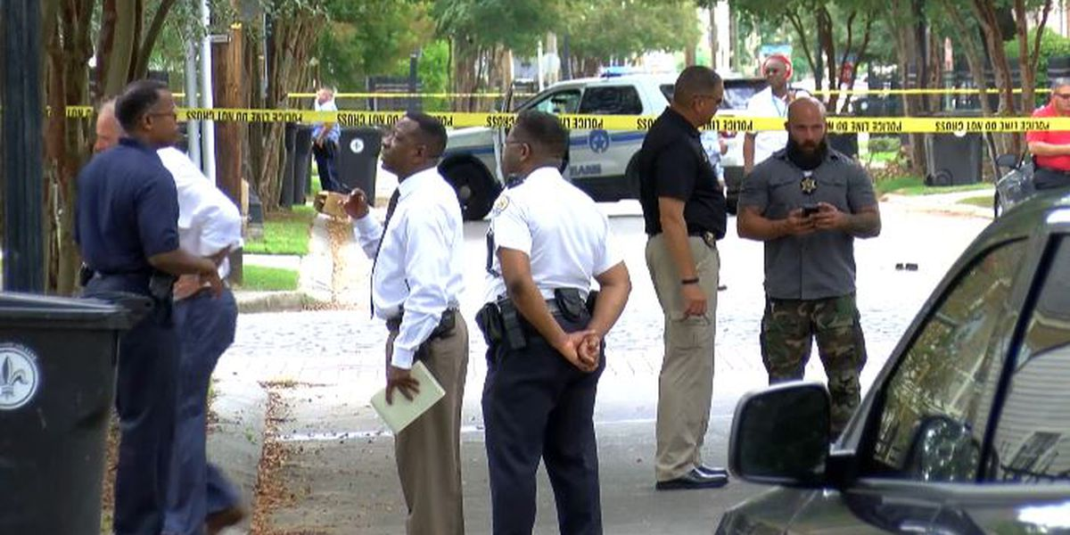 Hunt for fugitives wanted in Texas ends in officer-involved shooting in New Orleans