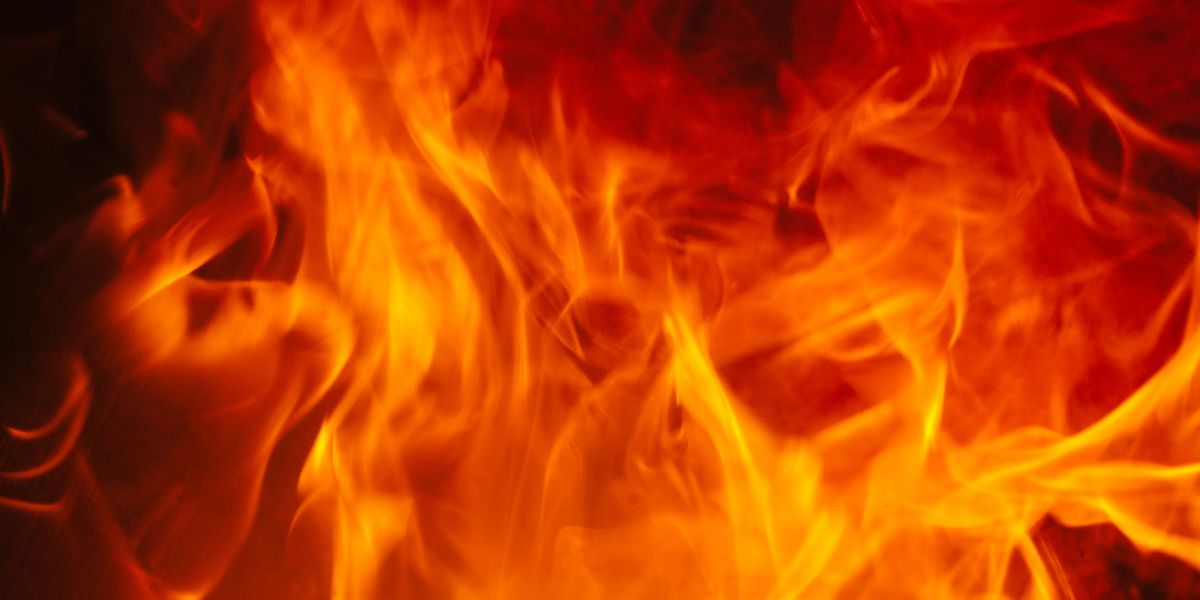 12-year-old arrested for setting fire to home