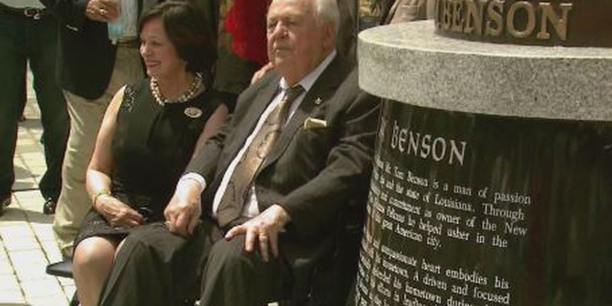 Judge appoints former mayor to help sort out Benson trust fight