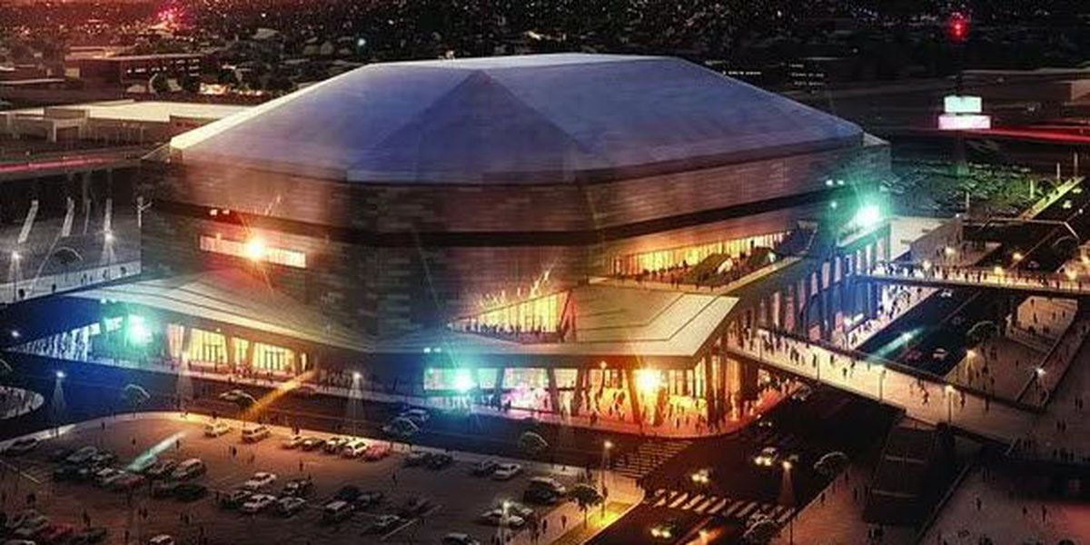 Pelicans-Pacers game postponed due to leak in Smoothie King Center roof