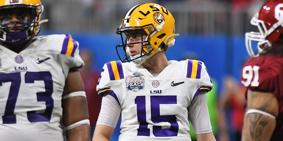 LSU football ranked No. 5 in Preseason Coaches Poll