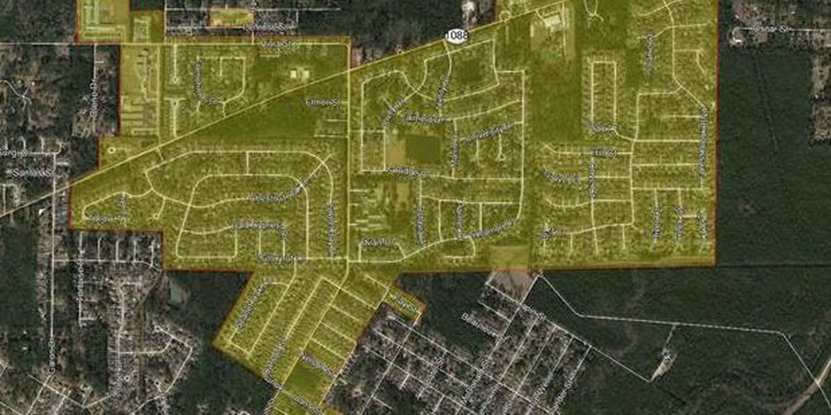 Boil water advisory issued for parts of St. Tammany