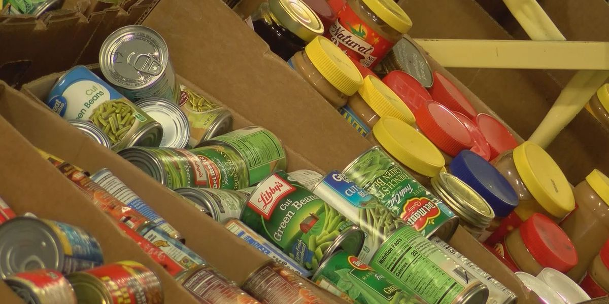 Second Harvest Food Bank facing major challenges in obtaining food
