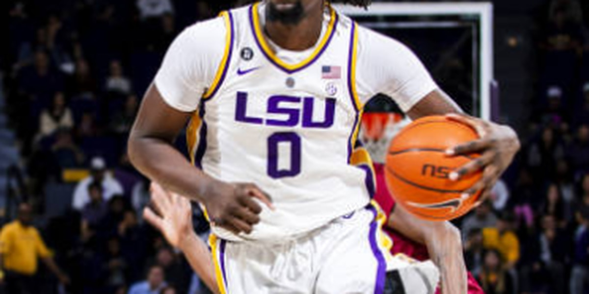 LSU gets to double-digit wins behind Naz Reid's 19 points