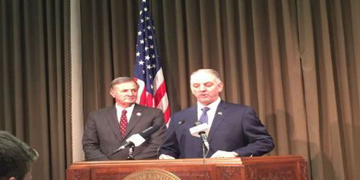 Lawmakers look to fill budget gaps in special session