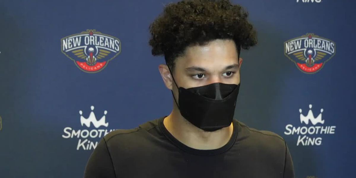 Josh Hart contributions off the bench help in Pels' win