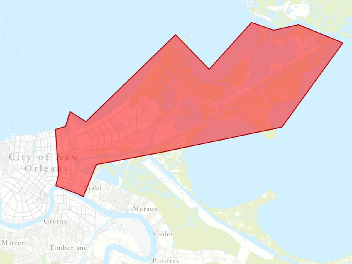 Boil water advisory issued for areas east of Franklin Ave.