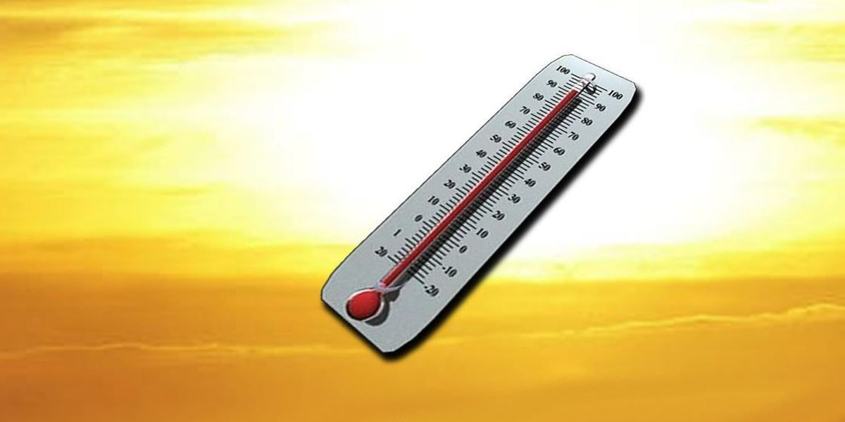 Your Weather Authority: The heat is on, stay cool