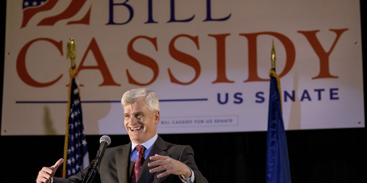 2020 Election Results: Sen. Bill Cassidy wins reelection of U.S. Senate seat for La.