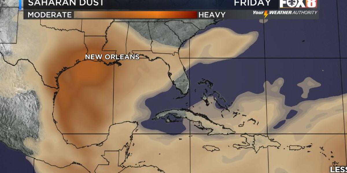 Shelby: Storms Around Through Thursday