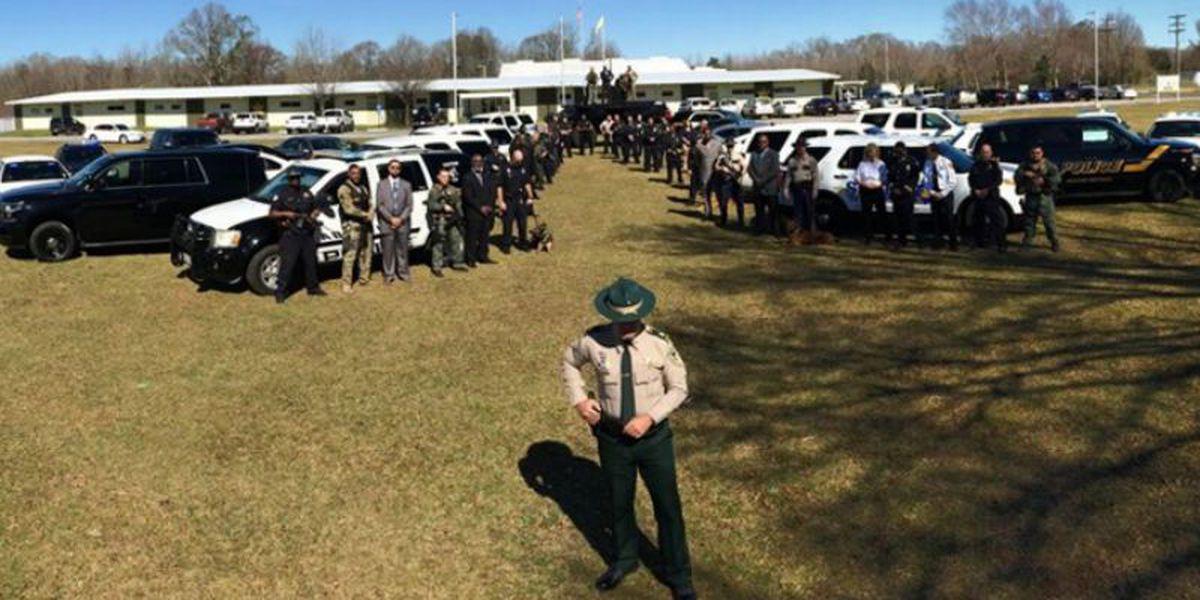 Acadiana law enforcement sends message to 'Gremlins Gang'