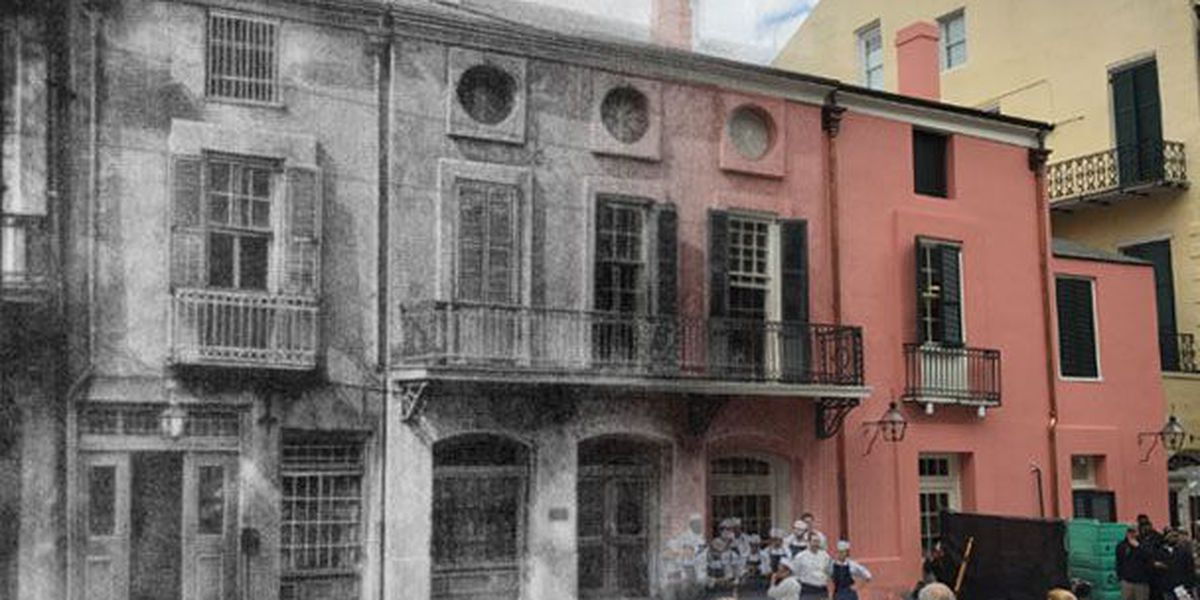 Historic French Quarter restaurant reopens Tuesday