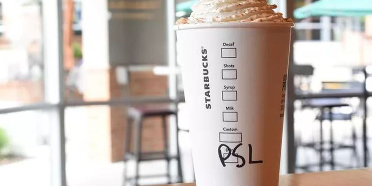Break out your basic fall outfits, Starbucks Pumpkin Spice Lattes will be in stores Aug. 28