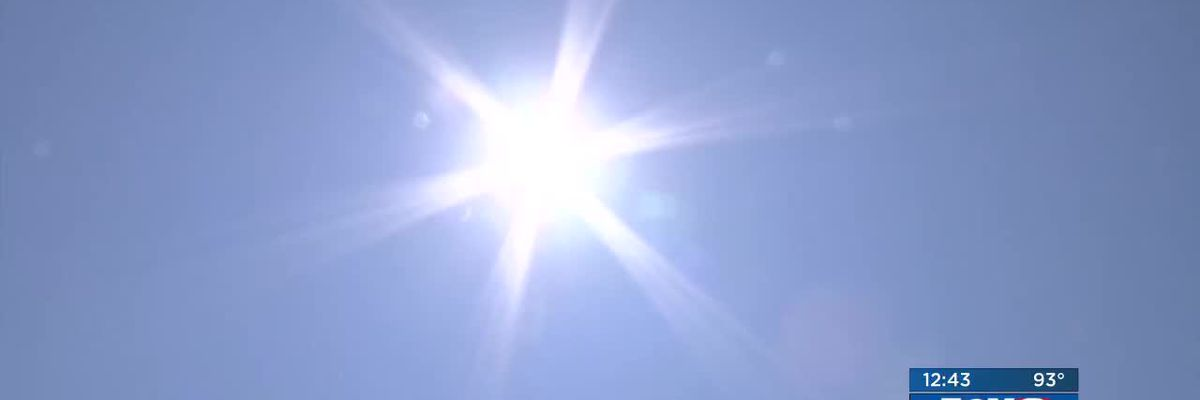 Tips to stay safe in the heat from Dr. James Aiken
