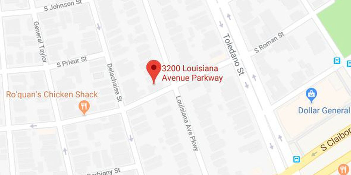 NOPD: Two juveniles, ages 13 and 17, shot in Broadmoor
