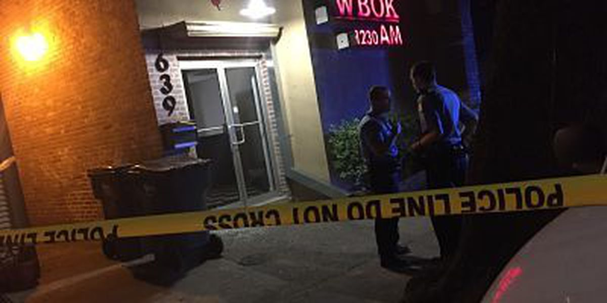 Gunman shoots his way into WBOK radio station