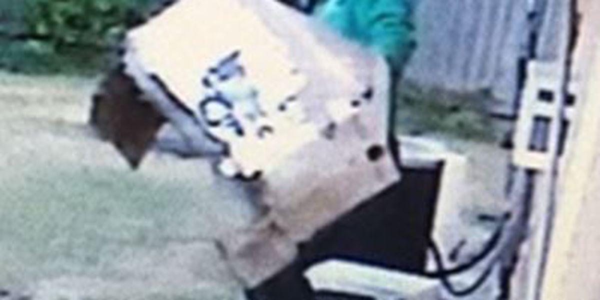 NOPD is searching for a generator thief