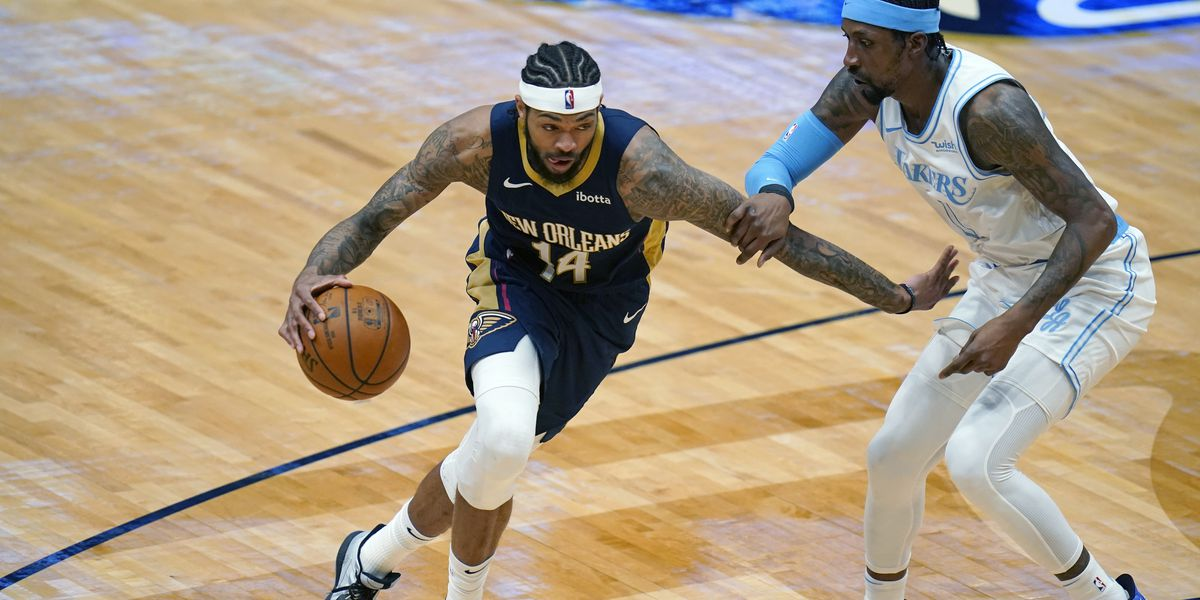 Ingram, Williamson pace Pelicans in 128-111 win over Lakers
