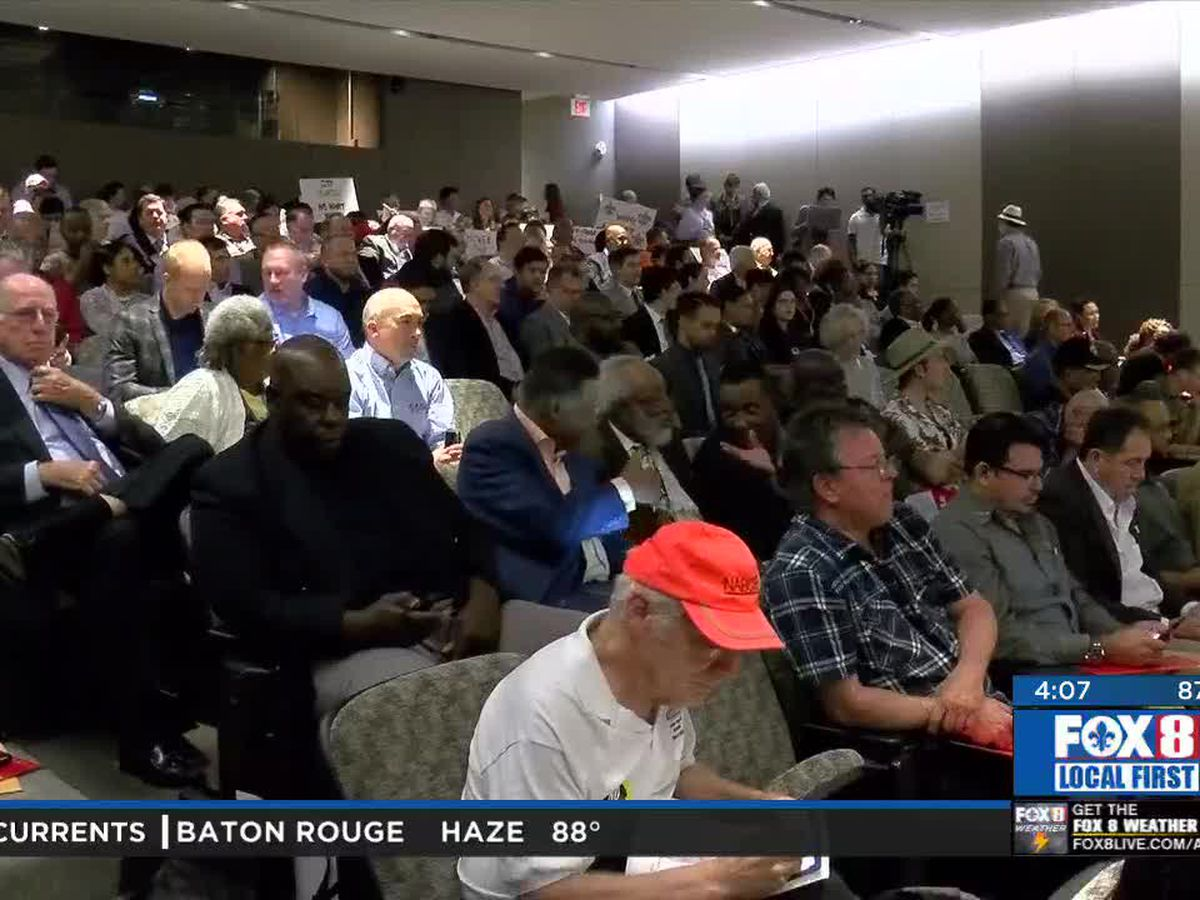 Judge voids New Orleans City Council approval of new Entergy