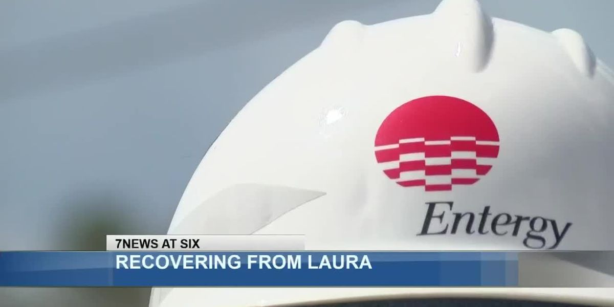 Entergy says majority of power to be restored by Sept. 23