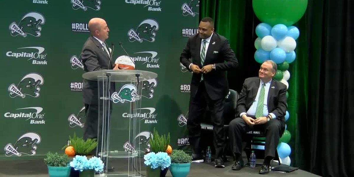 New Tulane Tulane basketball coach Ron Hunter expects success right away for the Wave