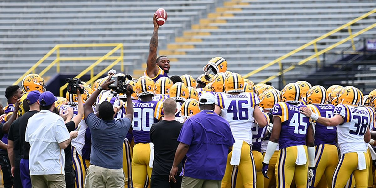 LSU gears up to meet high expectations in 2019
