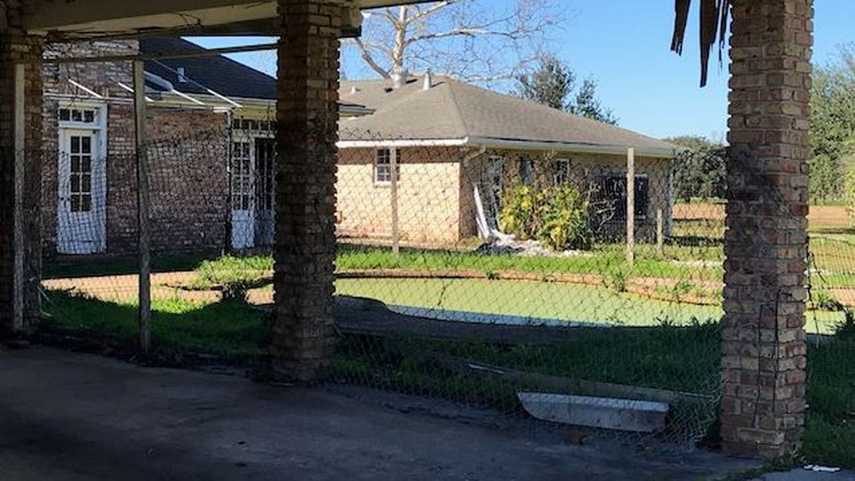 FOX 8 Defenders: Plaquemines residents live among stagnant swimming pools