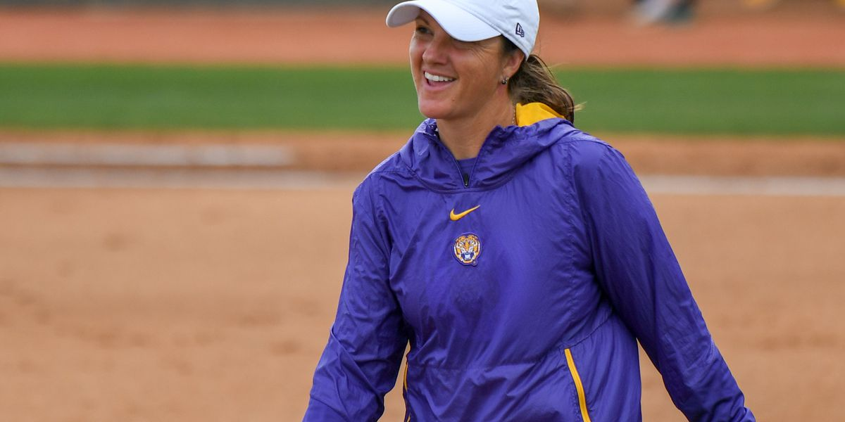 No. 10 LSU softball wins series against Baylor