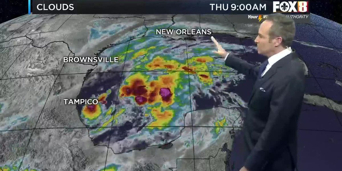 David: Thursday afternoon weather forecast