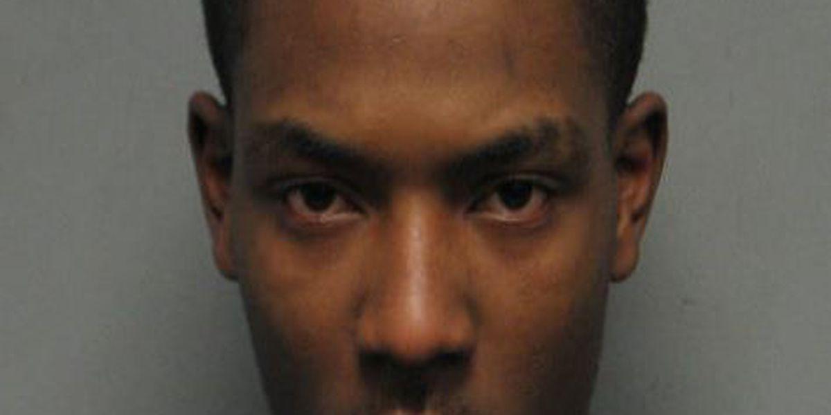 Suspect arrested in Harvey double homicide