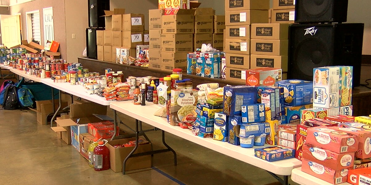 WATCH LIVE: Mass feeding initiative announced to address COVID-19 food insecurity