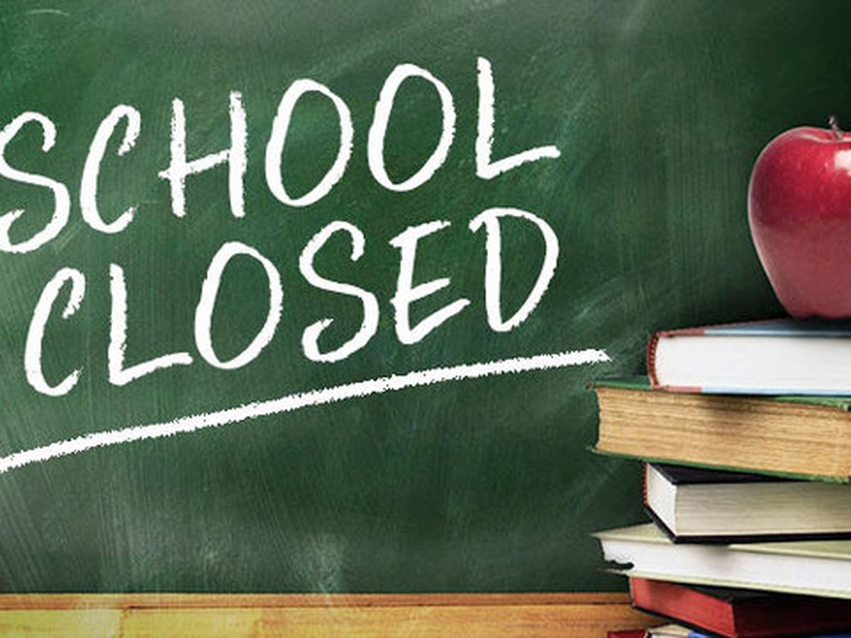 COMPLETE LIST: School closures ahead of Hurricane Zeta