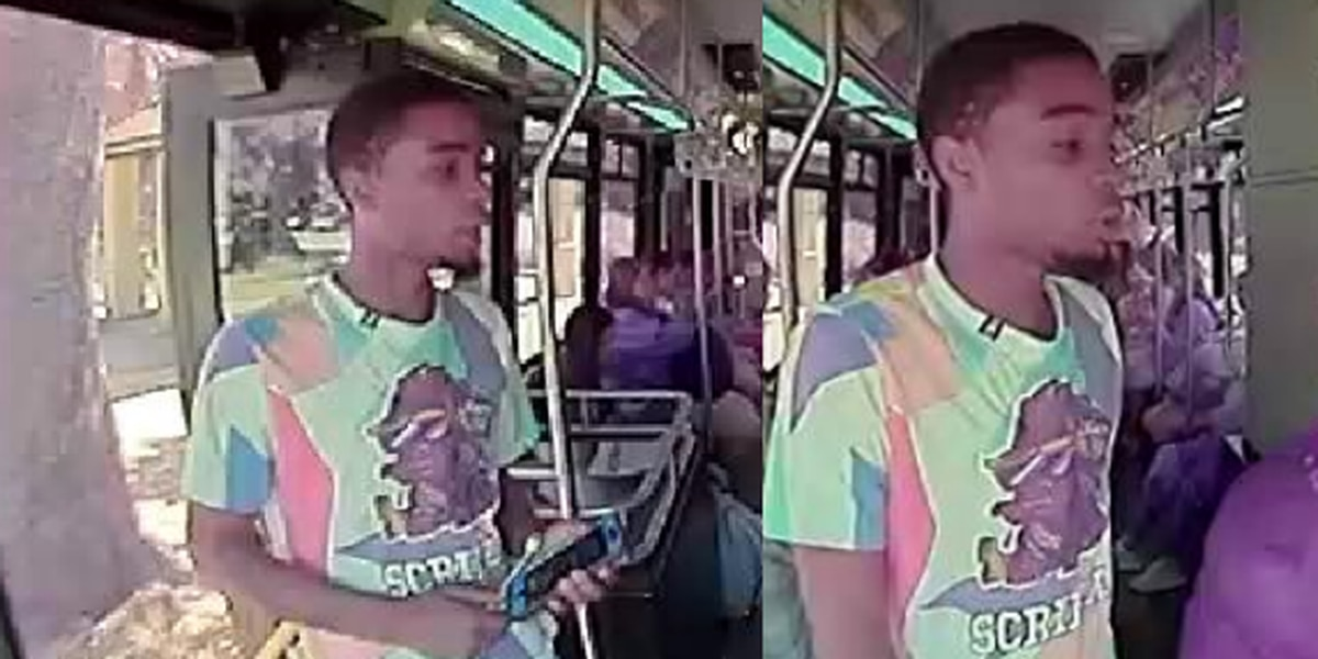 LSU police looking for man accused of obscene act on Tiger Trails bus